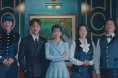"""Hotel Del Luna"" Finale Delivers Spell-Binding, Cathartic Ending When Life Gets Hard, Outdoor Steps, Jin Goo, Park Bo Young, Kim Sun, Block B, Kdrama Actors, Dark Fantasy, Magick"
