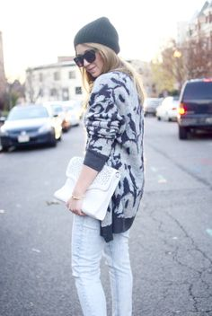 Cool tones - Winter outfit