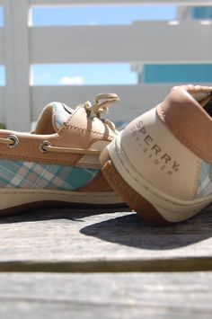 Sperrys! I am in love...all colors, all types.