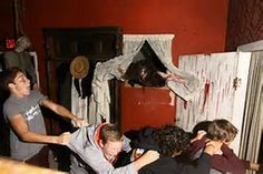 Image result for Haunted House Room Ideas