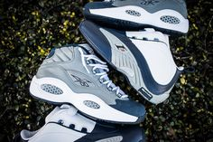 Reebok Question and Answer IV Georgetown | Sole Collector