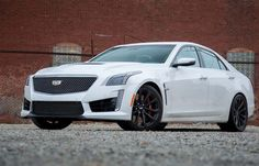 2018 Cadillac CTS-V Luxury Mid-Size Car for Next Generation
