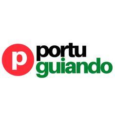 Portuguiando é um espaço de lifestyle e turismo para brasileiros que querem saber mais sobre Portugal Company Logo, Tech Companies, Logos, Travel, Tourism, Logo
