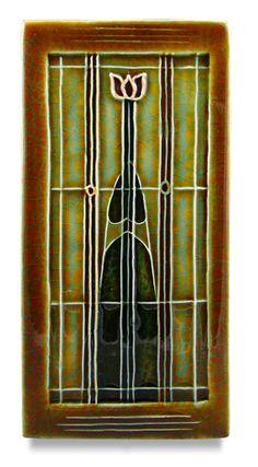 Prairie Tulip Tile 4x8