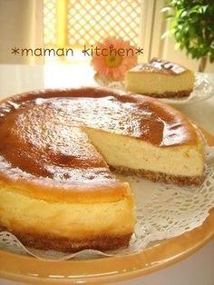 簡単プロ級!人気のチーズケーキレシピ - NAVER まとめ