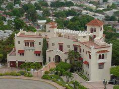 Ponce (museo castillo Serralles). PR.-