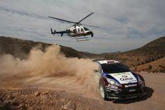 Dynamo-problem sendte Mads Østberg ut av Rally Mexico Rally, Mexico, Racing, Vehicles, Car, Running, Automobile, Auto Racing, Autos
