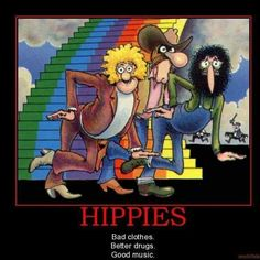 ☮ American Hippie ☮ The Hippies
