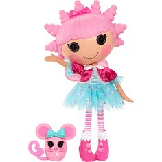 Boneca Lalaloopsy Smile E. Wishes