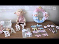 Curso Online de Feltro: decoração e utilitários para maternidade | eduK