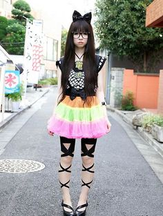 japan street fashion// love!