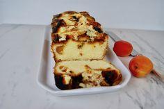 Cake aux abricots Pate A Cake, Tiramisu, Waffles, Breakfast, Ethnic Recipes, Food, Seasonal Recipe, Morning Coffee, Essen