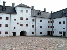 Finland, Castles, Palace, Medieval, Garage Doors, Outdoor Decor, Home, Chateaus, Ad Home