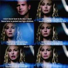 I feel bad for Caroline. She deserves so much more. She lost both Stefan and her children (and Alaric) in this episode. Vampire Diaries Memes, Vampire Diaries Seasons, Vampire Diaries The Originals, Alaric And Caroline, Caroline Forbes, Sweet Caroline, Kevin Williamson, New Girl Quotes, Popular Book Series