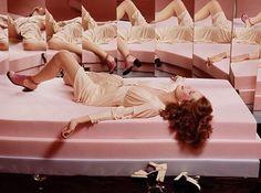 Guy Bourdin for Vogue Paris, March 1972 #vintage #vogue