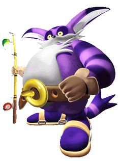Big the Cat Big The Cat, Classic Sonic, Sonic Adventure, Sonic Heroes, Game Info, Purple Cat, Archie, Sonic The Hedgehog, Cool Art