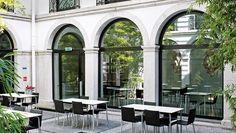 Jansen - Museum São Roque  Anwendungsbereich Türsysteme  Systeme/Produkte Jansen-Economy 50 Türen  Architekt/in Carlos Pietra Torres, Lissabon/PT  Fertigstellung 2014