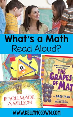 Best math books for middle schoolers