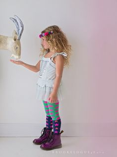 Pink Punch   A Whimsical Playdate Editorial