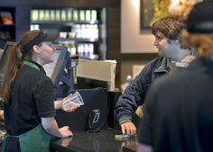 Aaron and Anisa: Young man with autism forms special bond with Starbucks barista