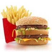 Burgers big macs