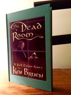 Collectible book of the day: THE DEAD ROOM, by Ken Bruen, via A.S.A.P. (Image 1 of 3)