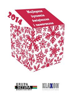 Z okazji zbliżających się wielkimi krokami Świąt Bożego Narodzenia Grupa Sztuka Architektury pragnie złożyć wszystkim Państwu serdeczne życzenia:  Na te wyjątkowe dni życzymy przede wszystkim dużo miłości i spokoju, a w nadchodzącym roku niekończących się inspiracji oraz wielu udanych projektów i realizacji!  Wesołych Świąt!  http://sztuka-krajobrazu.pl/762/artykul/wesolych-swiat