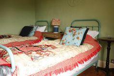 Bedroom by interior designer, Max Rollitt