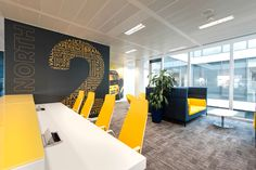 Betfair Offices - Hammersmith Embankment - Office Design & Fit-Out - Workplace Optimisation Project - 7