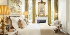 Artistic Touches Abound in This Perfectly Preserved Southern Stunner  - HouseBeautiful.com