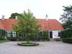 Home of Karen Blixen (Isak Dinesin) in Rungsted, Denmark, 2007