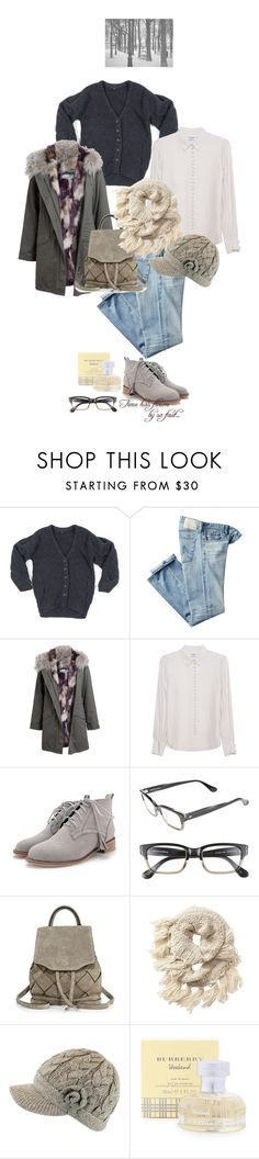 """""""It is cold outside"""" by nicolesynth ❤ liked on Polyvore featuring Alexander Wang, AG Adriano Goldschmied, Yves Salomon, Frame Denim, Corinne McCormack, rag & bone and Athleta"""