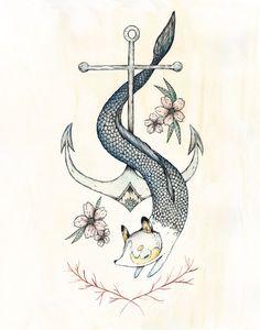 Marika Paz Illustration
