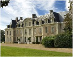 On my list of dream vacations - Chateau des Briottieres in France.