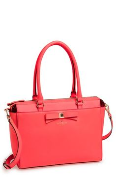 255253e6a5 kate spade new york  holly street - jeanne  leather tote available at   Nordstrom