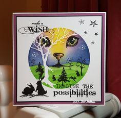 Visible Image. Make a wish.