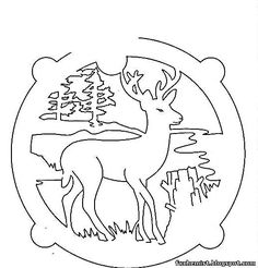 Deer Skull Drawings | Deer Skull Clip Art Use Create Shirt ...