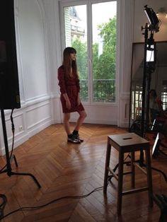 Shooting Lookbook Fall Winter - La petite francaise www.promocionmoda.com  #shooting #lookbook #promocionmoda #aw #tendencia #moda