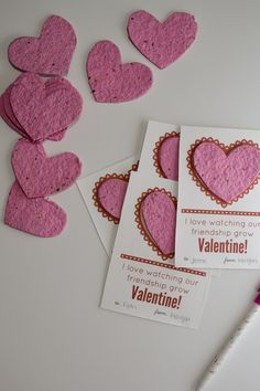 No-candy Valentine's Day cards are becoming more and more common, and these DIY Seed Paper Valentines are a fun, eco-friendly way to celebrate the holiday without the sweets. My boys aren't in school yet, but I'm not going to lie – I'm really excited for class parties. Maybe it's because I was totally obsessed with …