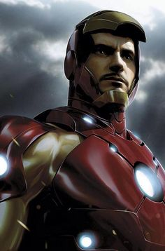 Iron Man / Tony Stark.