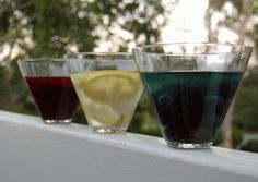Red White and Blue Sangria by Fumi Matsubara, via Flickr