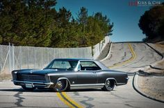 1965 - Buick Riviera  That was such a great year.  I remember it well!