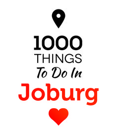 1000 Things To Do In Johannesburg