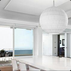 Name: GLO  Design: Christophe Mathieu / 2011  Typology: Pendant lamp  Environment: Indoor  carlota@bover.es