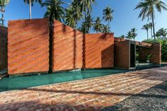 Completed in 2015 in koh phangan, Thailand. Images by anotherspace. The house was mainly designed as a home after retirement for the owner and, at the same time, it also serves as a reception for Coco-NutNume resort...
