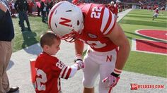 Team Jack!  This makes me proud to be a Husker fan.  Sexy Rexy & Jack