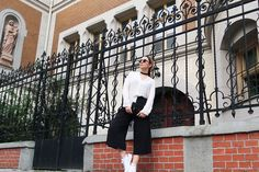 Culottes and Smiths – Shanice Florea How To Style Culottes, New Fashion Trends, Adidas Stan Smith, A Funny, Will Smith, Lifestyle Blog, About Me Blog, Women, New Trends In Fashion