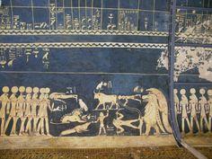 Seti I | Tomb KV17 is the tomb of Pharaoh Seti I of the Nineteenth Dynasty.)