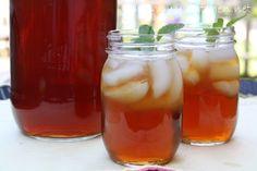 Mommy's Kitchen: Southern Sun Tea ~ My Favorite Summer Drink