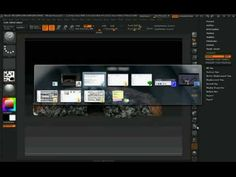 ▶ How to import multi uv texture to Zbrush - YouTube